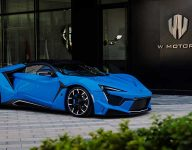 UAE-made supercar Fenyr to be raffled off this DSF