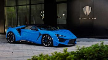 UAE supercar Fenyr raffle extended until May