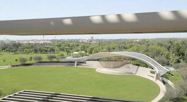 New jogging track unveiled at Umm Al Emarat Park