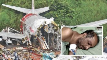Last survivor of Dubai-Kerala Air India Express plane crash leaves hospital