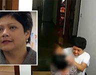 Philippine Ambassador to Brazil Marichu Mauro caught on video maltreating Filipina helper