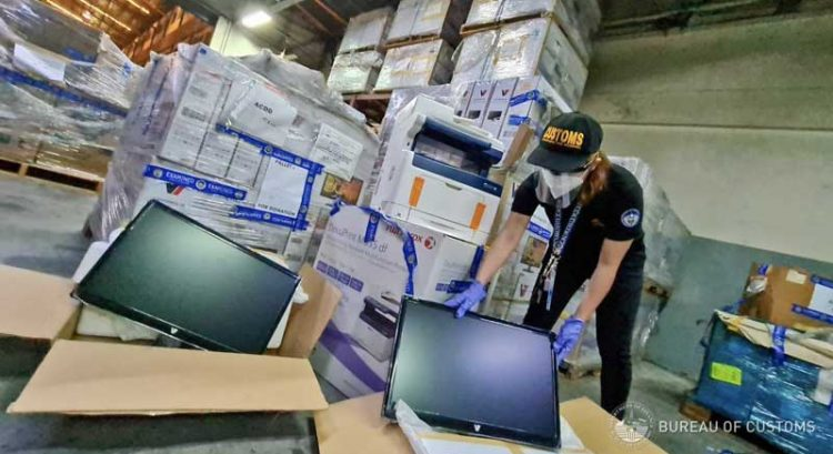 Laptops, gadgets seized at NAIA: Where do they go?