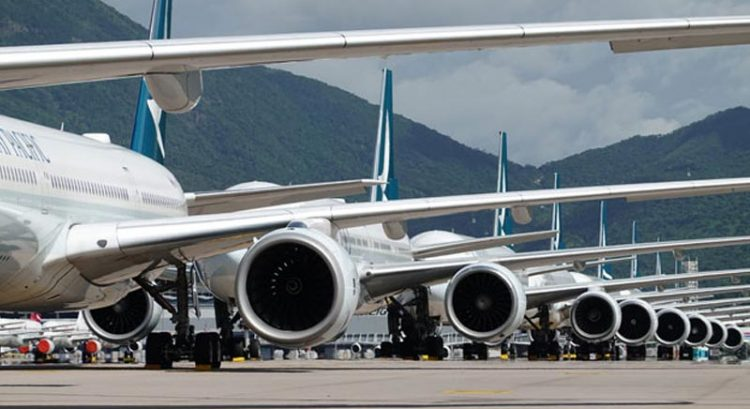 Cathay Pacific to lay off 5,900 employees
