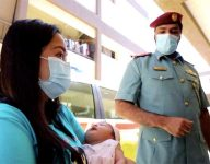 Filipina who gave birth during Dubai hospital fire thanks rescuers