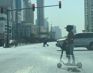 Dubai authorities to crack down on illegal e-scooter use