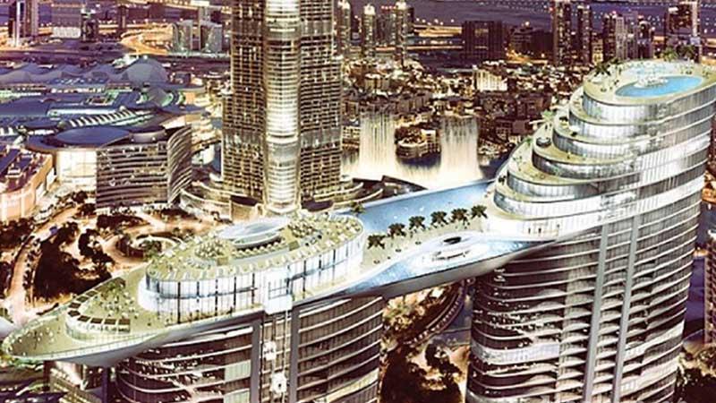 Address Sky View Hotel
