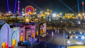 Free bus service to Sheikh Zayed Heritage Festival