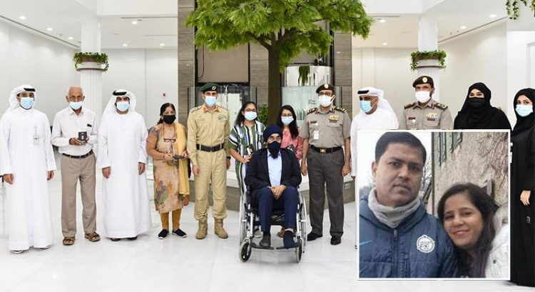 Family of Dubai couple murdered in Arabian Ranches gets 10-year golden visa
