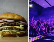 Can you eat 5 burgers in 5 minutes in Dubai?