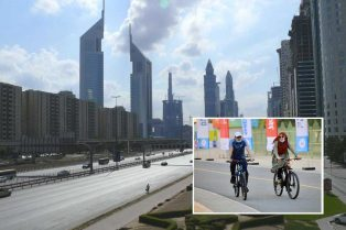 Sheikh Zayed Road to turn into cycling track for Dubai Ride