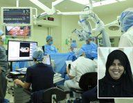 Emirati undergoes brain surgery while awake