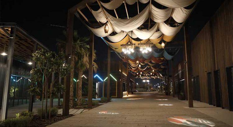 Abu Dhabi's newest leisure spot opens on November 10