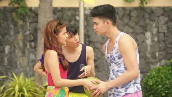 Inigo Pascual, Maris Racal back together in Boyette