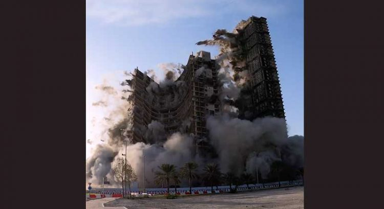VIDEO – Mina Plaza towers demolished in seconds