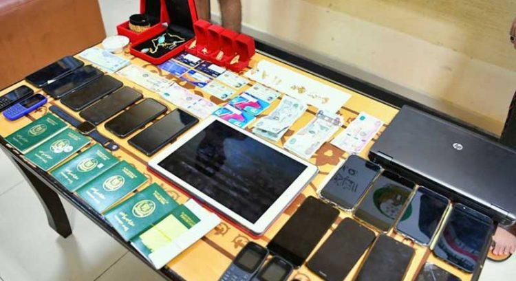 Ajman fraudsters behind Dh2.8 million scam arrested