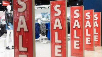 Up to 80% discount at Dubai World Trade Centre mega sale