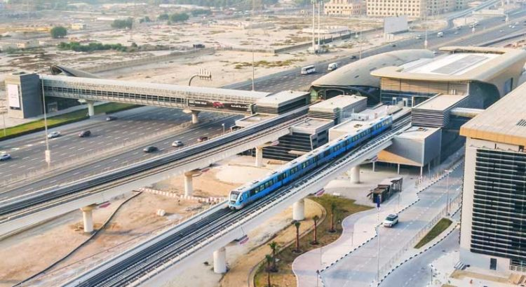 4 new Dubai Metro stations open on January 1, thousands to benefit