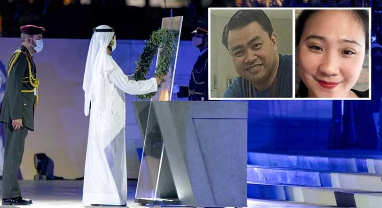 Fallen Filipino nurses in UAE honoured by Dubai ruler