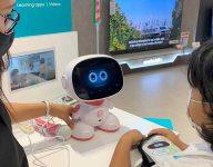 Watch: Cutest robot in UAE unveiled in Dubai