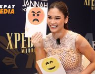 Pia Wurtzbach in Dubai: life, love and what Jeremy Jauncey thinks of her Filipino accent