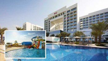 Riu Dubai resort and splash park opens at Deira Islands