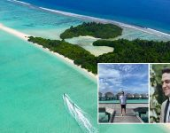 South African wins one-year holiday in Maldives island resort