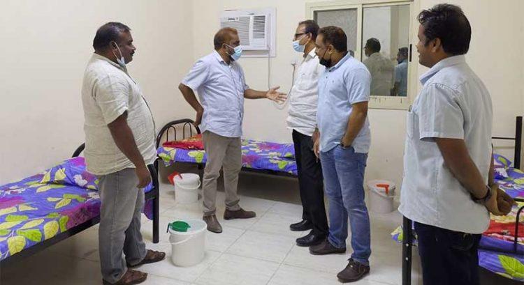 Hundreds of Indians stranded in UAE after Saudi border closes