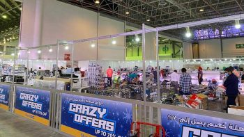 Winter Clearance Sale begins at Expo Centre Sharjah