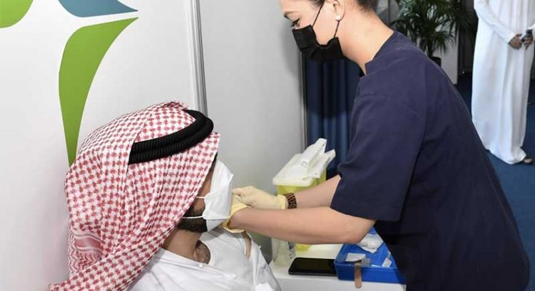 UAE Covid-19 vaccine centres to prioritise elderly in next 6 weeks