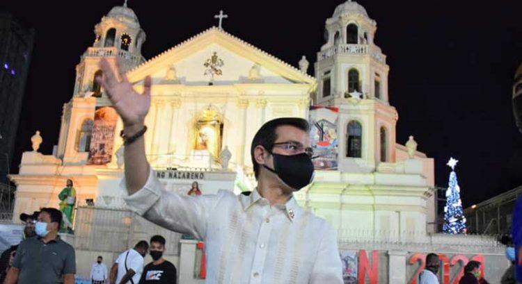 Manila mayor Isko Moreno answers rumours of presidential run