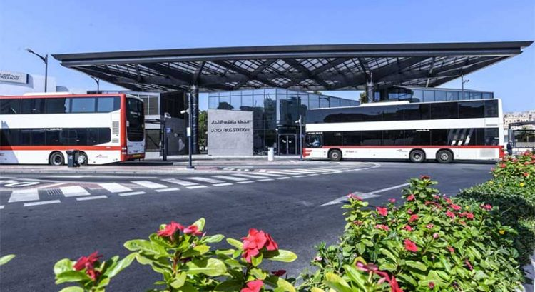 Work on 3 new Dubai bus stations complete