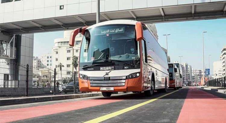 Dh600 fine for violators as new Dubai bus lane opens on Khalid bin Al Waleed Street