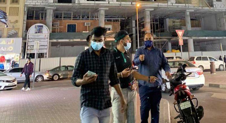 More than 400,000 fake face masks seized in Dubai