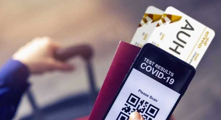Etihad to launch travel pass for verified Covid-19 test results
