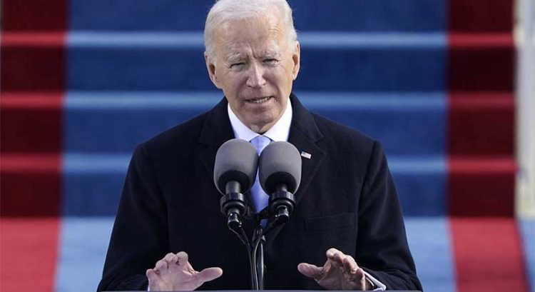 UAE leaders congratulate Joe Biden on inauguration as US President