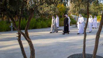 Al Fay Park opens on Abu Dhabi's Reem Island