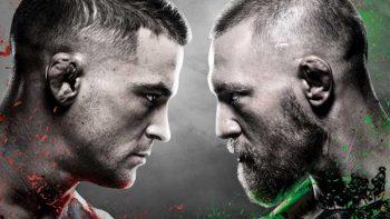 UFC kicks off 2021 with McGregor vs Poirier in Abu Dhabi