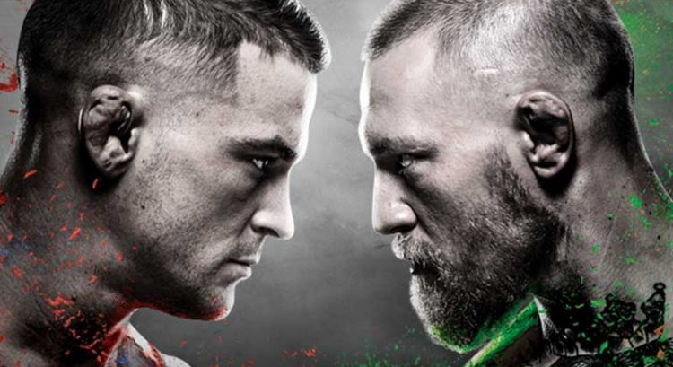 UFC kicks off 2021 with McGregor vs Poirier in Abu Dhabi
