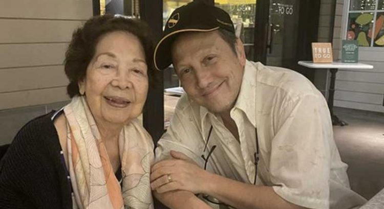 Rob Schneider pays loving tribute to Filipina mother