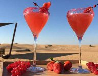 Unforgettable Valentine's experience at Sonara Camp in Dubai