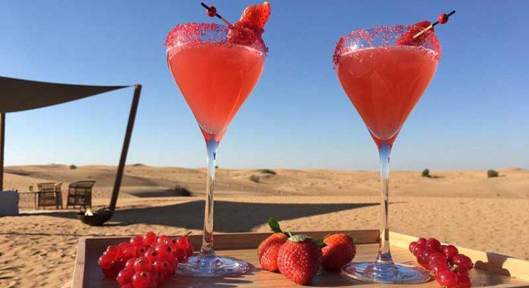 Unforgettable Valentine's experience at Sonara Camp in Dubai
