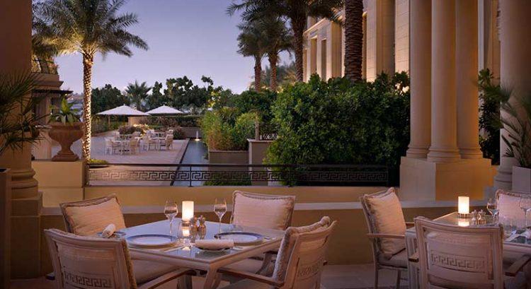 Palazzo Versace Dubai brings Sicily to UAE