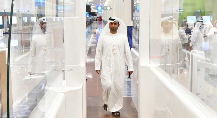 Dubai rolls out passport-free travel system