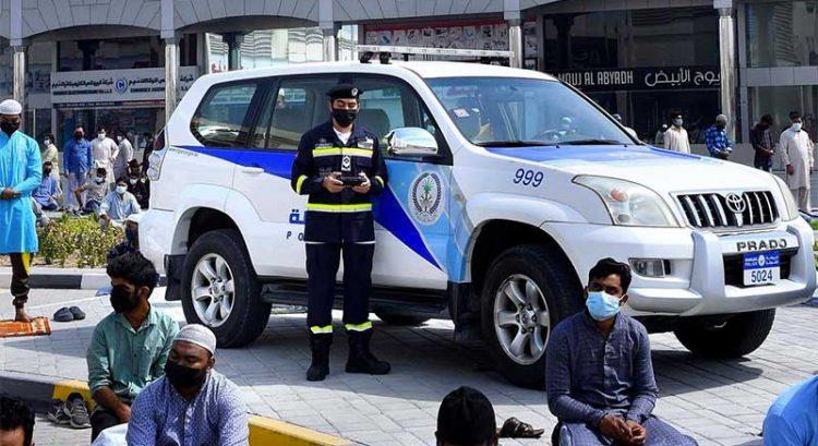 Sharjah Police patrols to catch violators during Ramadan