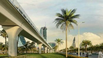 Dubai-style Metro to be built in Bahrain