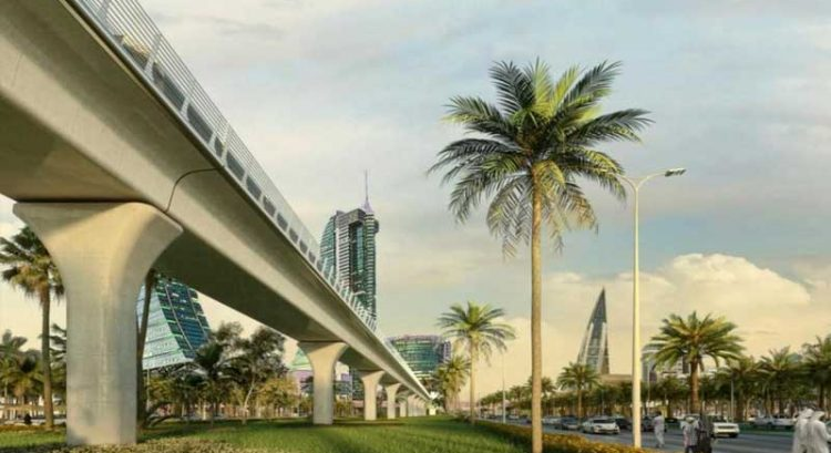 Dubai-style Metro to be built in Bahrain