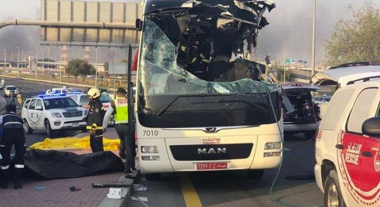 Dubai bus crash update: Top court upholds reduced jail term for driver