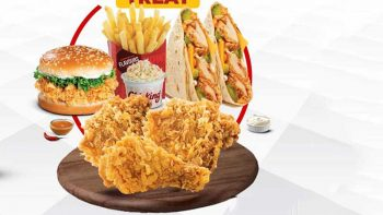Chicking: 7 treats for Dh20 on Sundays