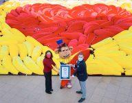 Dubai Global Village breaks Guinness record