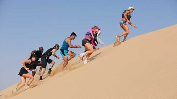 Registration still open for Al Marmoom Ultramarathon